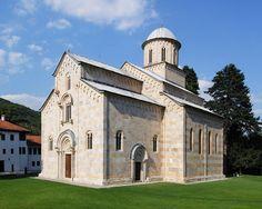 Manastir Visoki Dečani (Манастир Високи Дечани) - by Pudelek. - Kosowo – Wikipedia, wolna encyklopedia