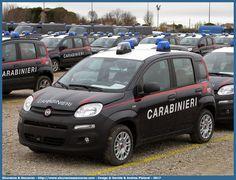Passione Auto Italiane: Arrivano nuove Fiat Panda per i Carabinieri