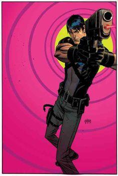 DC Comics Grayson 1: Agents of Spyral