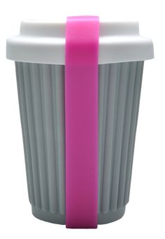 BYO Reusable Coffee Cup. cool and eco-friendly.