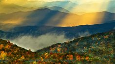 19 Spectacular Shots Of The Smoky Mountains - SmokyMountains.com