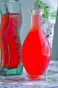 Fresh Fruit Syrups