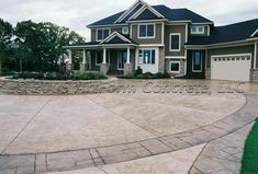 1000 Images About Driveway On Pinterest Concrete