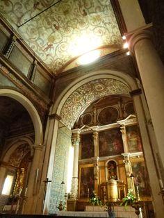 """""""Igreja de Santa Maria"""" Obidos Portugal (Luglio)"""