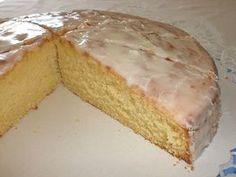 Zitronen Buttermilch Kuchen Pinterest Buttermilch Kuchen