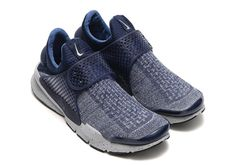 A Midnight Navy Nike Sock Dart Covered In Wool Is Coming This Fall