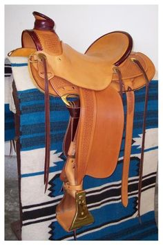 Custom handmade saddles including wades we have made. View various styles and hand tooling on custom saddles. Wade Saddles, Roping Saddles, Westerns, Ranch, Gallery, Handmade, Horse, Saddles, Guest Ranch