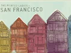 Painted Ladies, SF