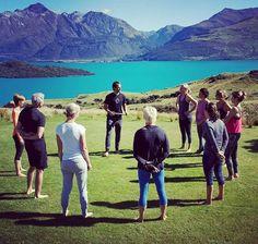 Retreat to Glenorchy NZ@aroharetreats @queenstownnz by gottalovenz