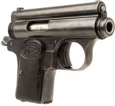 The Baby Frommer A pocket pistol version of the Hungarian Frommer Stop in…