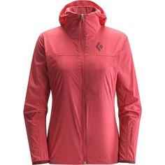 Black Diamond - Alpine Start Hooded Jacket - Women's - Peony