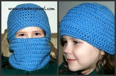 Crochet Ski Mask (All Sizes)           Enjoy thisCrochet Ski Mask (All Sizes) Pattern!      My Crochet You Tube Channel: https://www.you...