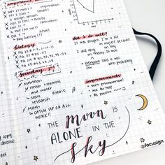 """focusign: """" """" My bullet journal spread last week! I will post a full spread photo soon ^-^ This weekend is super busy for me because next week is packed with summatives. It's going to be super..."""