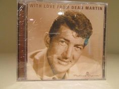 #DeanMartin s smokey baritone at its very best in this romantic collection. The epitome of cool! Includes his signature song, Everybody Loves Somebody as well as Dream, Arrivederci Roma, I'm Yours, and many more greats.  Only $5.99 includes free shipping in USA.