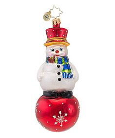 Snow And Behold Ornament
