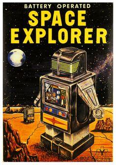 Space Explorer (by paul.malon)