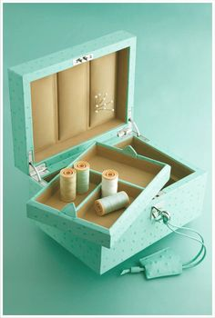 Dream sewing box from Smythson