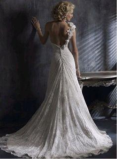 April Wedding Dress Eye Candy - Beautiful wedding dresses   Yes Baby Daily