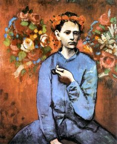Mid-Week Musings: Picasso's Rose Period – The Sill