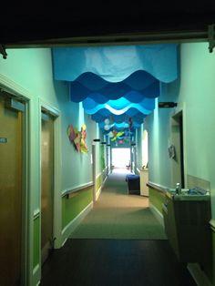 Submerged - Lifeway VBS 2016 - Submarine Worship Rally - Underwater Decorations - DIY