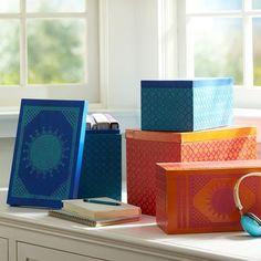 a stylish way to get organized!