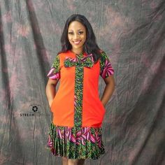 African Dresses For Kids, Latest African Fashion Dresses, African Dresses For Women, African Print Fashion, Africa Fashion, African Attire, Latest Ankara Dresses, Ankara Dress Designs, African Fashion Traditional