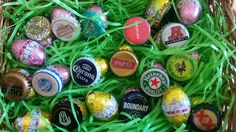 Beerster Egg Hunt! This fun and easy twist on the traditional Easter Egg Hunt is perfect for adults and beer lovers!