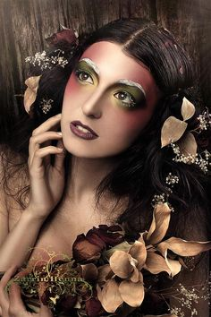 wood fairy makeup she is our only fairy