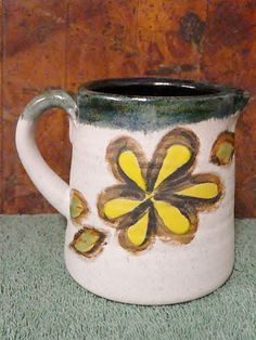 CREAM PITCHER ...discounted from 21.45 by CleverClay on Etsy, $18.45
