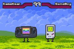 Game Gear vs Game Boy