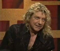 Robert Plant, 1995.