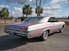 1965 Impala SS Maintenance of old vehicles: the material for new cogs/casters/gears/pads could be cast polyamide which I (Cast polyamide) can produce
