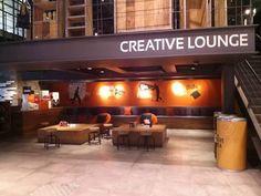 Creative Lounge at the  CJ E&M  CCCC, Digital Media Center