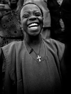 Africa |  An Ethiopian Smile; Gimbie, Western Highlands of Ethiopia | © Katheryn Quenneville