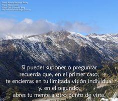 De Ola a Ola Caracola Blog Half Dome, Mount Rainier, Mount Everest, Blog, Frases, Blogging