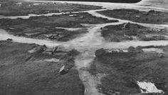 Japanese airfield at Rabaul under attack. South Pacific, Western Australia, World War Ii, Troops, Wwii, Japanese, History, Historia, Japanese Language