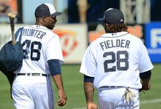 March 6: Torii Hunter and Prince Fielder