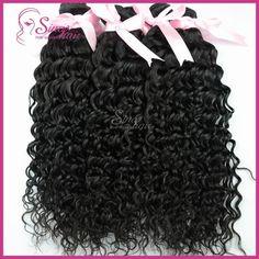 35 oz Unprocessed Virgin Brazilian Hair Virgin Hair Deep Wave Curly Sina Hair Product 10pcs/lot Free Shipping