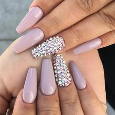 38 Pretty Coffin Ballerina Nails You Will Love