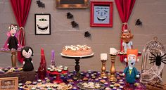 hotel transylvânia | decoração de festas | minimimo festas