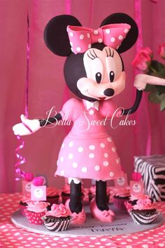 Minnie Mouse Party for Maya   CatchMyParty.com