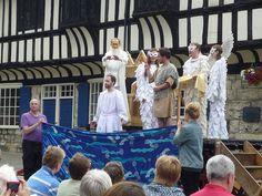 Mystery Plays, Leeds University, Ray Stevenson, York Minster, Early Music, Middle English, The Shepherd, Adam And Eve, Corpus Christi