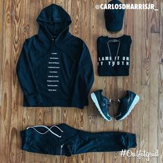 Outfitgrid started as a way of bringing the community together to showcase style. Swag Outfits Men, Teen Fashion Outfits, Nike Outfits, Cool Outfits, Tomboy Fashion, Streetwear Fashion, Men's Fashion, Street Fashion, Suits And Sneakers