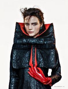Anna de Rijk Vogue Netherlands' November 2012 12