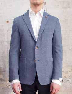 Rexton Jacket w/ Elbow Patch and Surgeons Cuff: $595