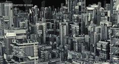 Isotropix - Clarisse iFX Cgi, New York Skyline, Travel, Viajes, Destinations, Traveling, Trips
