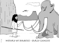 The history of Diabetes