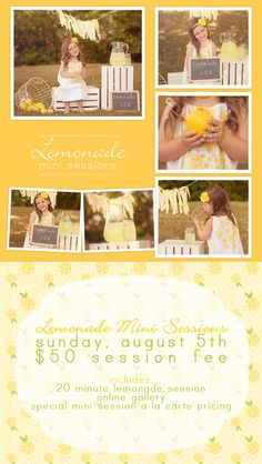 dayton ohio mini sessions lemonade minis cincinnati ohio 3
