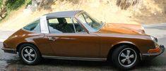 Early Porsche 911 Targa - A longtime wishlist item.