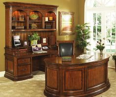 The Winsome #TraditionalDesk Series features ergonomically correct height work surfaces, component storage, built-in charging stations, movable work areas and table...